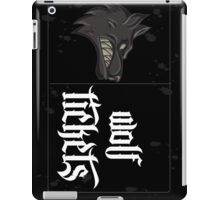 Wolf Tickets iPad Case/Skin