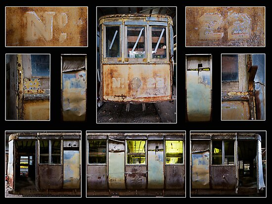 Tram No. 22 by Craig Holloway