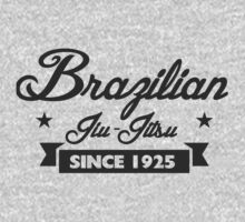 Vintage Brazilian Jiu_Jitsu Since 1925 by MookHustle