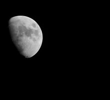Moon Shot by audhudson