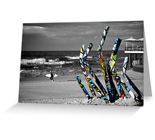 Dune Grass - Andrew Cullen Greeting Card