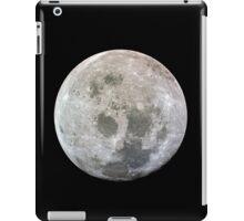 The Moon - As Seen from Apollo 11 iPad Case/Skin