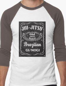 JIU-JITSU DANIELS Men's Baseball ¾ T-Shirt