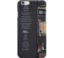 Inside of an iPhone iPhone Case/Skin