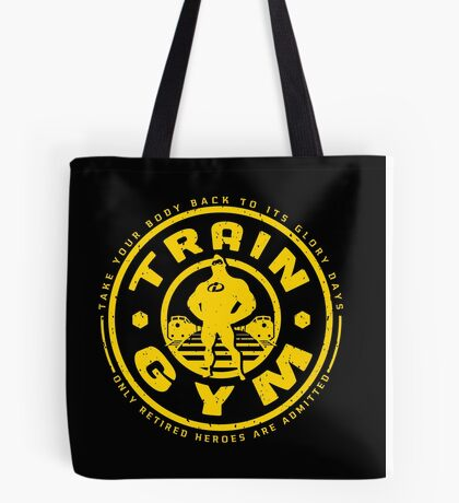 INCREDIBLE GYM Tote Bag