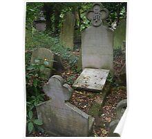 Rossetti Siddal grave Poster