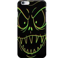 Krazy Face iPhone Case/Skin