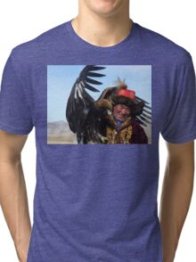 Eagle Hunter Tri-blend T-Shirt