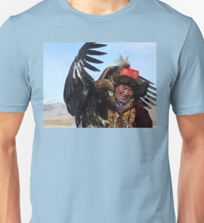 Eagle Hunter Unisex T-Shirt