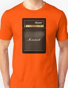 Black and gray color amp amplifier Unisex T-Shirt