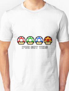 Mushroom Arsenal T-Shirt