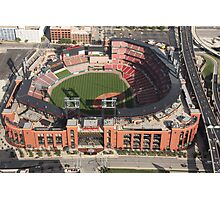 Busch Stadium Photographic Print