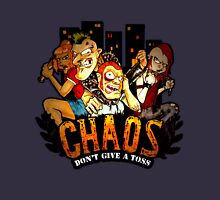 Chaos, don't give a toss Unisex T-Shirt