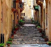 The stairs by RAY AGIUS
