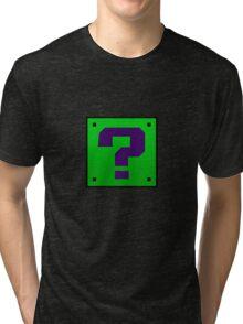 Riddler Bros Tri-blend T-Shirt