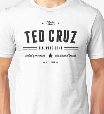 Vote Ted Cruz 2016 Unisex T-Shirt