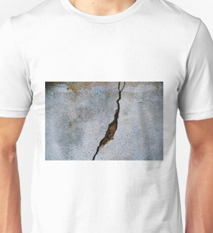Crack in the Wall Unisex T-Shirt