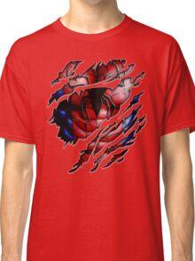 Peter torn tee tshirt pencils color art Classic T-Shirt