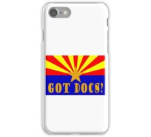 Got Docs iPhone Case/Skin
