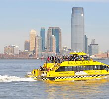 New York Water Taxi by TPOO