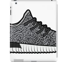 Black Cement Yeezy Boost iPad Case/Skin