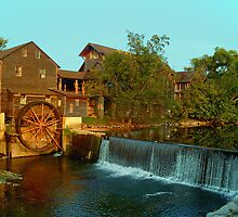 The Old Mill by suecitysue