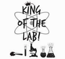 King of the Lab! 2 Baby Tee