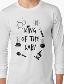 King of the Lab! Long Sleeve T-Shirt