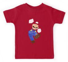 Project Silhouette 2.0: Mario Kids Tee