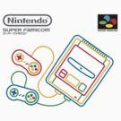 Super Famicom by kmtnewsman