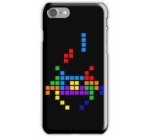 Tetris Invaders iPhone Case/Skin