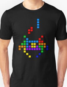 Tetris Invaders Unisex T-Shirt