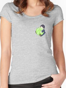 Cabbage Detective Women's Fitted Scoop T-Shirt