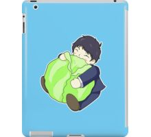 Cabbage Detective iPad Case/Skin