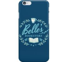 Belle's Bookstore // Beauty and the Beast iPhone Case/Skin