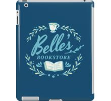 Belle's Bookstore // Beauty and the Beast iPad Case/Skin