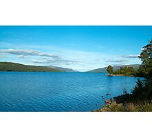 Loch Rannoch looking East Photographic Print