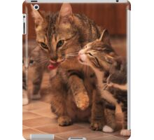 I Can't Even Have A Wash In Peace iPad Case/Skin