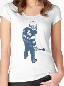 Leroy (OG-BLUE) Women's Fitted Scoop T-Shirt