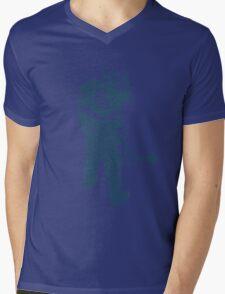 Leroy (OG-BLUE) Mens V-Neck T-Shirt