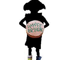 Birthday Dobby by kasia793