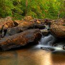Boulder Falls by Gregory Ballos | gregoryballosphoto.com