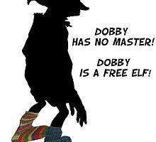 Dobby is free! by kasia793