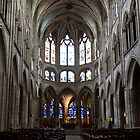 Church of Saint-Séverin by Yannik Hay