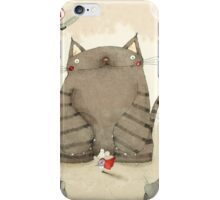 Mouse Hero iPhone Case/Skin