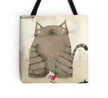 Mouse Hero Tote Bag