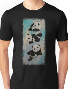 Panda Karate Unisex T-Shirt