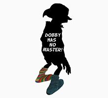 Dobby has no master!  Unisex T-Shirt