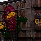 Os Gemeos Lisboa by SpencerCopping