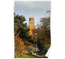 Faringdon Folly, Oxfordshire, UK Poster